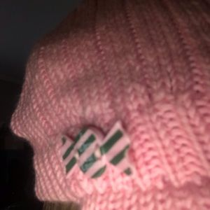 Juicy Couture knit hat